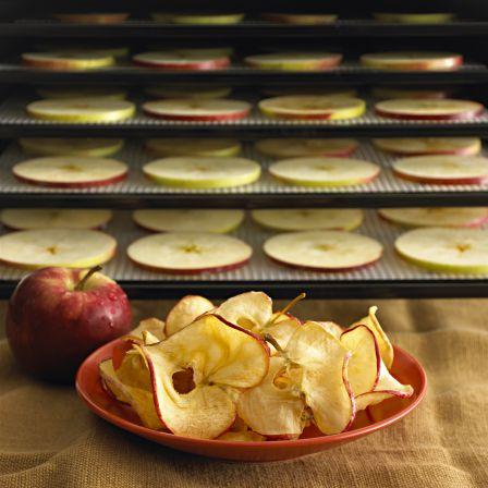 Chips de pommes : recette