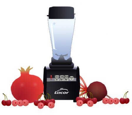 Glace aux fruits rouges : recette