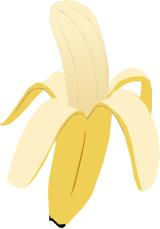 Bouchées à la banane
