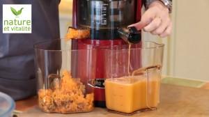 les précautions d'utilisation des extracteurs de jus