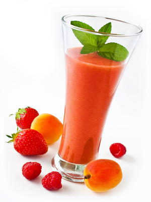 faire le plein de vitamines avec un smoothie