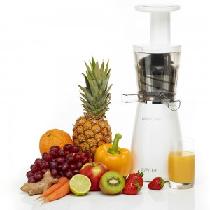 gamme Jupiter : l'extracteur de jus Juicepresso