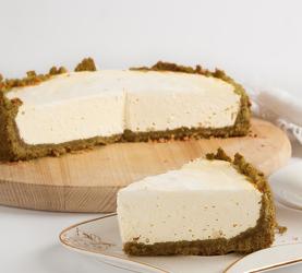 Recette du Cheesecake Végan