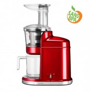 Nouveaux extracteurs de jus : KitchenAid Artisan 5KVJ0111