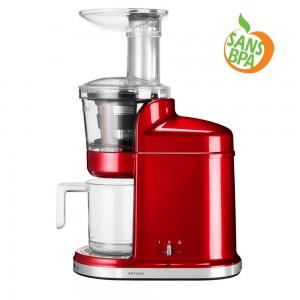 Les produits de la gamme KitchenAid chez Nature et Vitalité : l'extracteur de jus