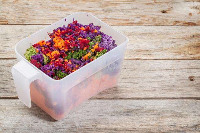 7 suggestions pour recycler la pulpe de l'extracteur de jus