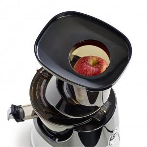 extracteur de jus à grand goulot : l'Omega MMV 702