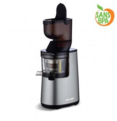 Jupiter Juicepresso 3in1 Slow Juicer Extracteur De Jus Argent : Le Blog de Nature et vitalitE - ActualitEs et conseils