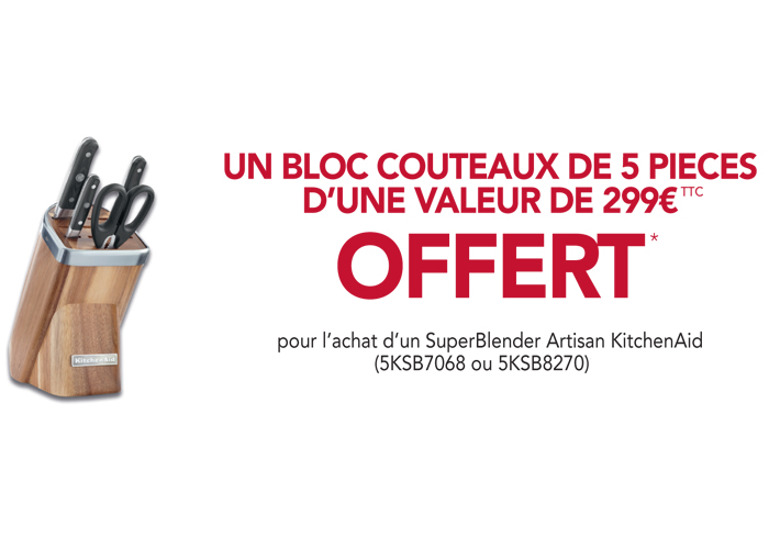 Le SuperBlender de KitchenAid