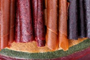 recette au déshydrateur : cuir de nectarines