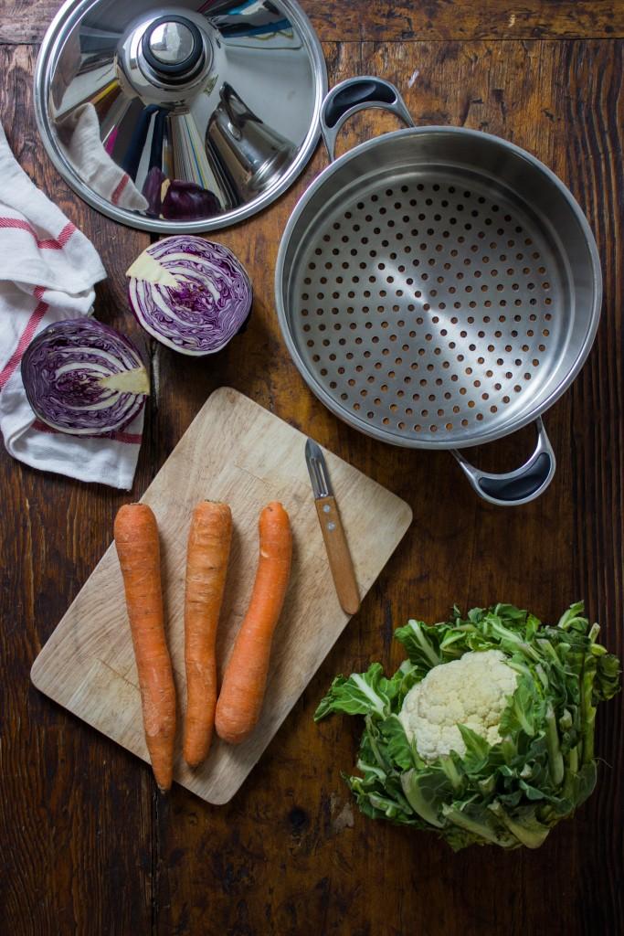 La cuisson à la vapeur douce : le cuit vapeur Vapok