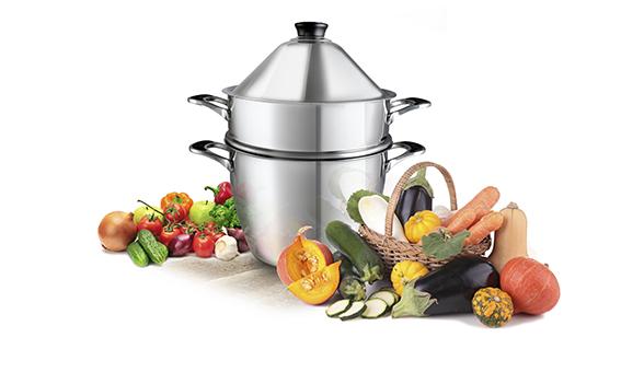 La cuisson à la vapeur douce au Vapok