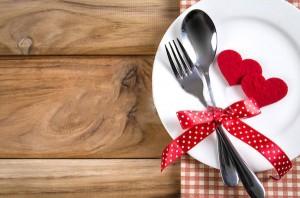 Un dîner healthy en amoureux !
